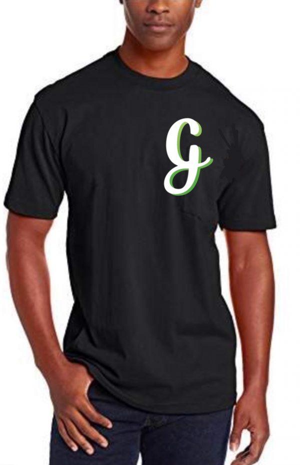 Black GippGoodies T shirt